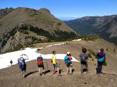 New Hike-Backpack Leader Seminar - King County Library Service Center