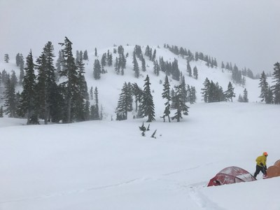 Leave No Trace for Winter Recreation