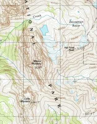 Wilderness Navigation Lecture - Kitsap Cabin & Forest Theater