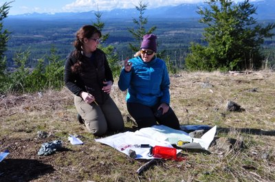 Wilderness Navigation Course - Kitsap - 2018