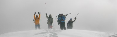 Backcountry Snowshoeing Skills Course - Kitsap - 2014