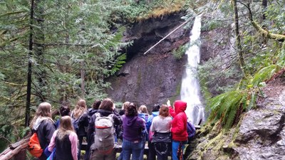 Mountaineers Adventure Girls - Kitsap - 2018