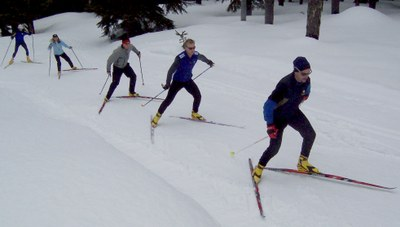 Cross Country Skate Camp - Meany Lodge - Outdoor Centers - 2015