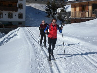 Classic Cross Country Ski Camp - Meany Lodge