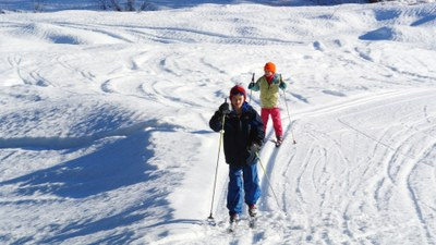 Cross Country Ski Camp -Meany Lodge - 2015