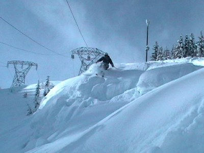Downhill Ski/Snowboard Lesson Series B - Meany Lodge 2018