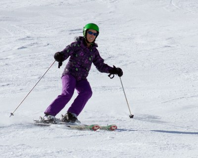 Private Ski Lesson - Meany Lodge - Outdoor Centers - 2015