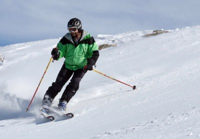 Sunday Downhill Ski or Snowboard Series C - 2020