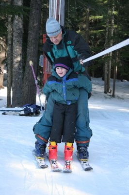 Drop in Ski Lesson - Meany Lodge