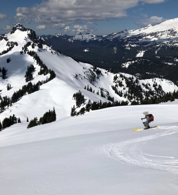 Introduction to Backcountry Ski/Snowboard Mini-series - Olympia - 2020