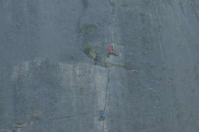 Traditional Climbing Course - Field Trip #4 - Crag day with leaders (graduates only) - Leavenworth