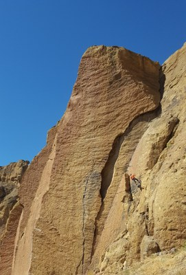 Introduction to Leading on Bolted Routes Field Trip - Smith Rock