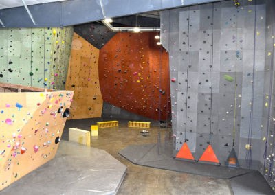 Introduction to Leading on Bolted Routes Workshop - Cirque Climbing Gym