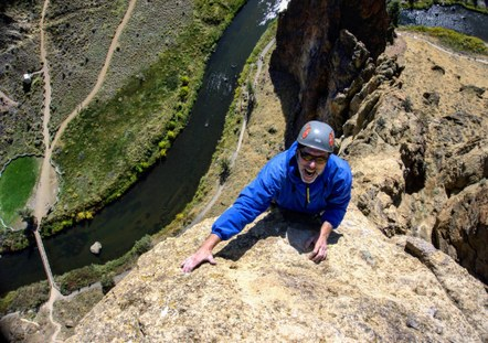 Intro to Leading on Bolted Routes