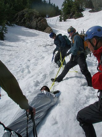 Olympia MOFA (Mountaineering Oriented First Aid)