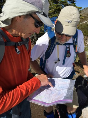 Basic Navigation Course - Olympia - 2018