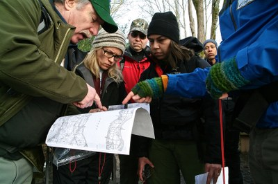 Wilderness Skills Jan 30 - St. John's Episcopal Church, Olympia