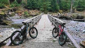 Olympia Explorers Cycle - Carbon River Road