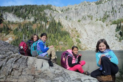 Summer Camp - 3-Volcanoes Cabin - Olympia - 2019