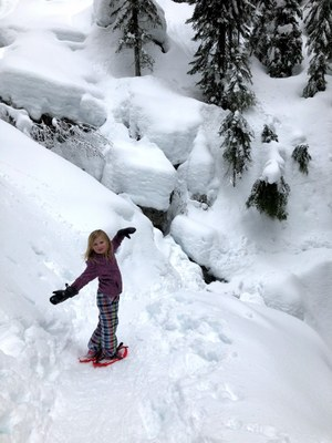 Snowshoe and Snow Play!