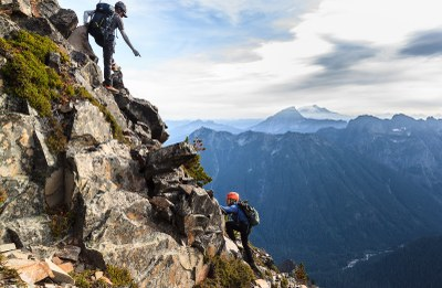 Ropes & Anchors Clinic for Scrambling - Mountaineers Seattle Program Center