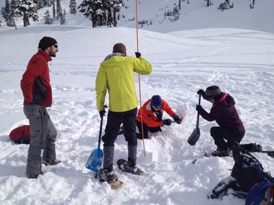 AIARE Avalanche Rescue (1-Day Clinic)
