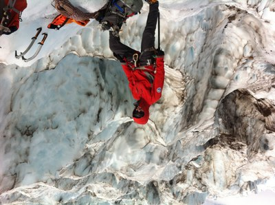 Introduction to Ice Climbing - lecture