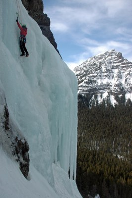 Introduction to Ice Climbing Course - Seattle - 2015