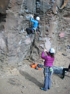 Seattle Basic SIG ROCK FT (Rock Climbing, Belay, Rappel, & Anchors) - Vantage (Frenchman Coulee)