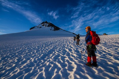 Seattle Basic Climbing Lecture #4 - Snow Travel, Avalanche - Mountaineers Seattle Program Center