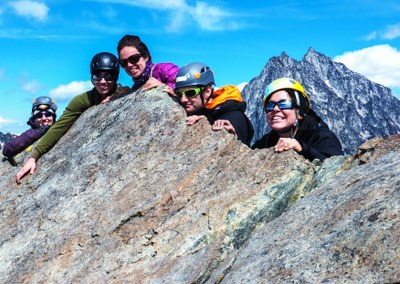 Seattle Basic Alpine Climbing Lecture #0 - Meet & Greet with Course Introduction