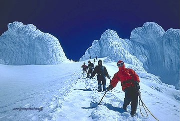 Glacier Travel Course: Intro and Gear Demo - RETIRED - Mountaineers Seattle Program Center