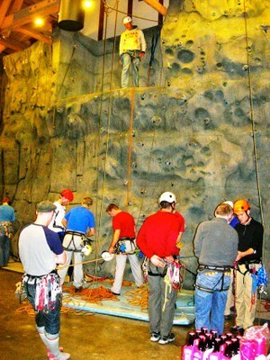Learn to Belay Workshop