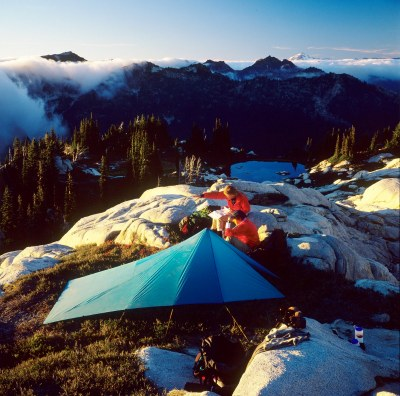 Seattle Climbing Lecture Series - 2016 - Ultralight Packing
