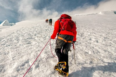 Seattle Climbing Lecture Series - 2015 - Safe Travel at High Altitude