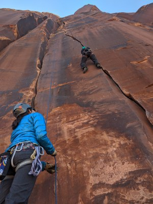 Introduction to Single Pitch Trad - Seattle - 2021