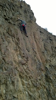 Introduction to Leading Bolted Routes  May/June 2015