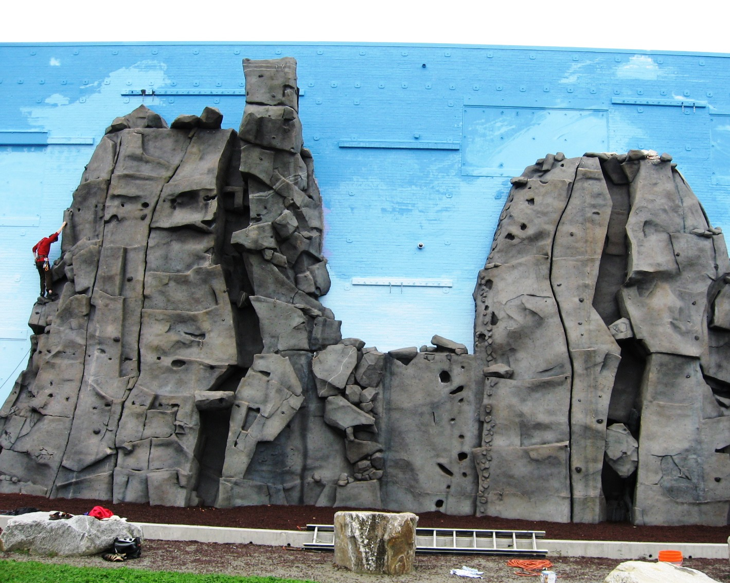 Gallery For Natural Rock Climbing Wall