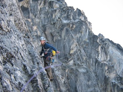 Alpine Rock Instructor Review - Mountaineers Seattle Program Center