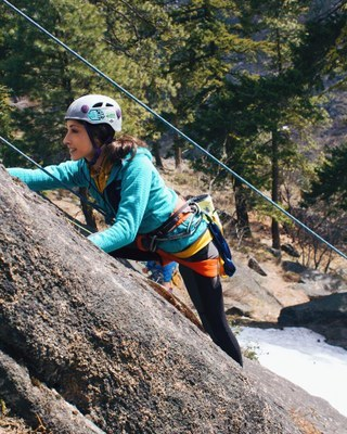 Evening Friction Climbing Clinic for Basics - Mountaineers Seattle Program Center