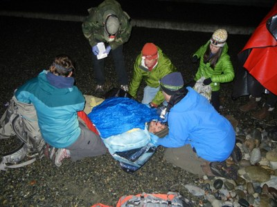 Wilderness First Aid (WFA) Course   - Seattle - 2016