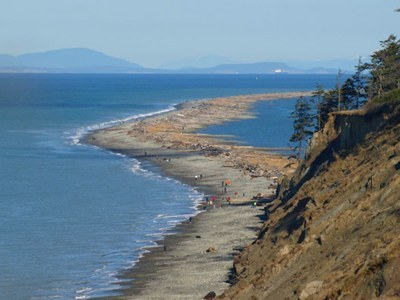 CHS 1 Hike - Dungeness Spit