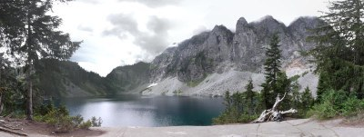 CHS 1 Hike - Lake Serene