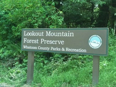 CHS 1 Hike - Lookout Mountain Forest Preserve