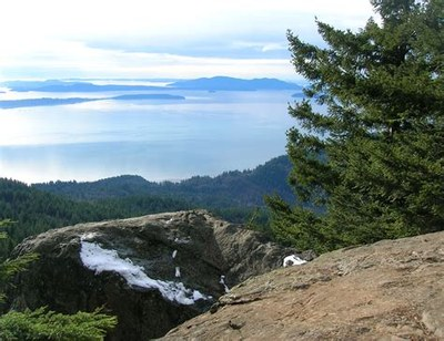 CHS 1 Hike - Oyster Dome