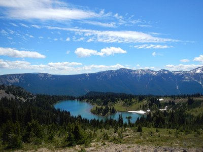 CHS 1 Hike - Pacific Crest Trail: White Pass to Walupt Lake