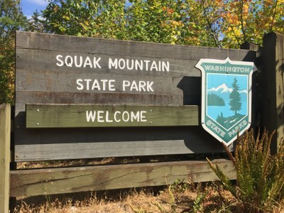 CHS 2 Pacing Hike - Squak Mountain: May Valley Access