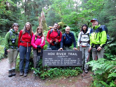 Conditioning Hiking Series - Seattle - 2017