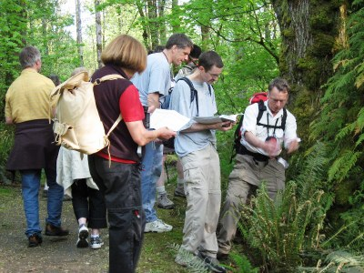 Lectures - Naturalists Leadership Training Course