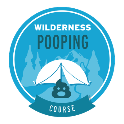 Wilderness Pooping Course - The Mountaineers - 2021